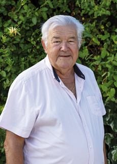 Hervé DIEULEFES, 1er Vice-président de la Communauté de Communes du Pays de Lunel