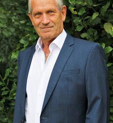 Pierre SOUJOL, président de la Communauté de Communes du Pays de Lunel