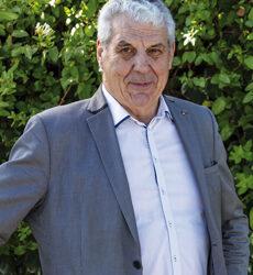 Jacques GRAVEGEAL, 6e Vice-Président de la Communauté de Communes du Pays de Lunel