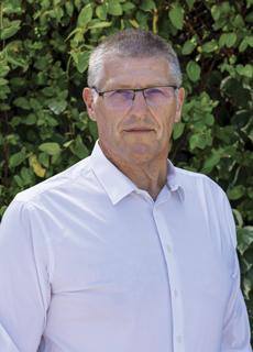 Denis DEVRIENDT, Vice-Président de la Communauté de Communes du Pays de Lunel