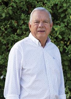 Jean-Pierre BERTHET, Vice-Président de la Communauté de Communes du Pays de Lunel