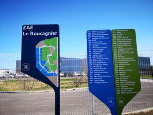 ZAE Le Roucagnier