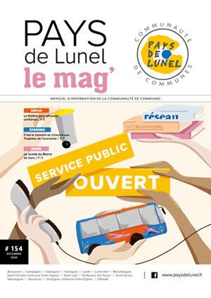 Pays de Lunel, le mag 154 de décembre 2020