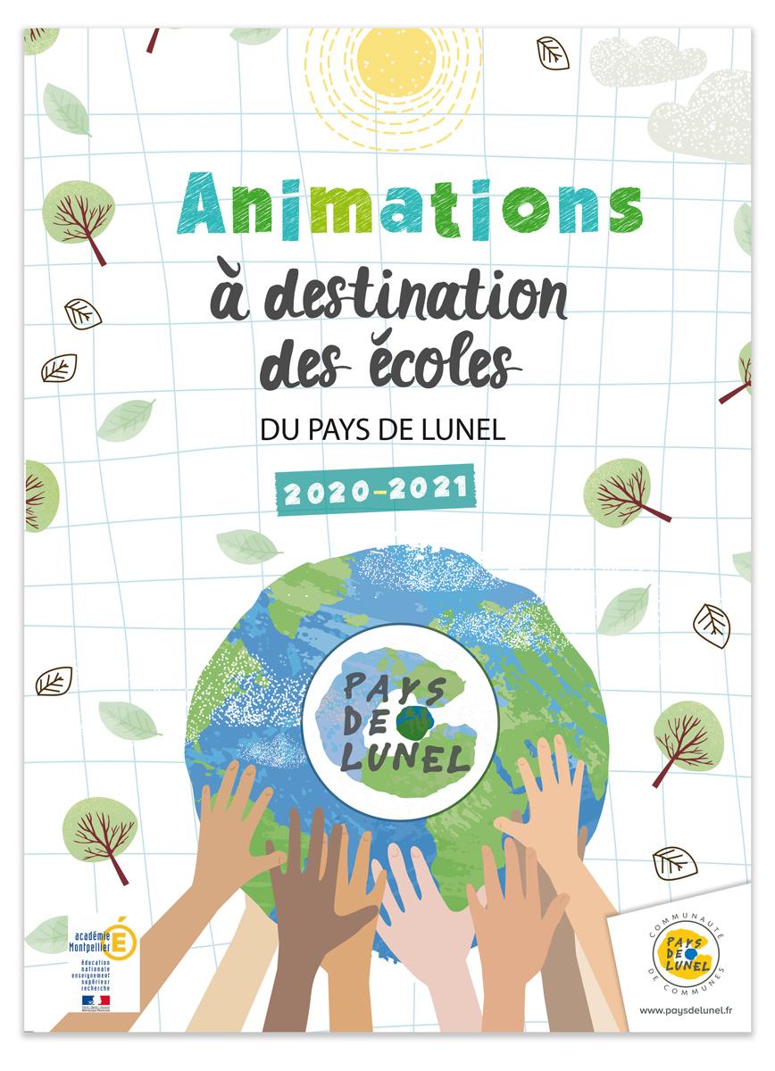 Programme des animations à destination des écoles 2020-2021