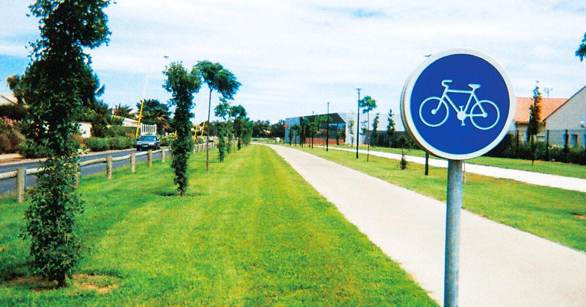 Les aménagements cyclables du Pays de Lunel