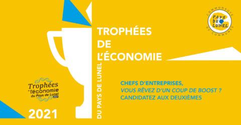 C'est parti pour les inscriptions aux Trophées de l'économie du Pays de Lunel, saison 2