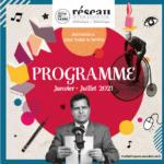 Couverture programme janvier juillet 2021