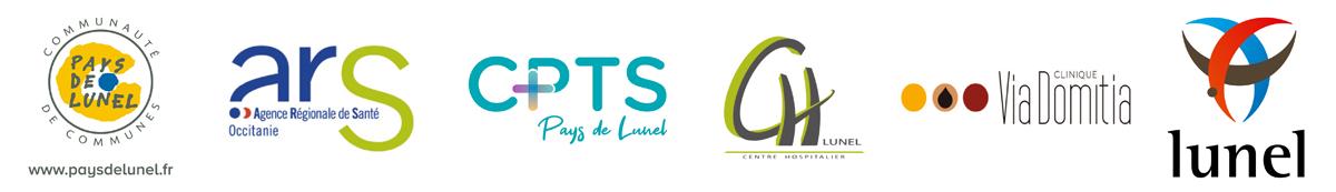 Partenaires du centre de vaccination contre le COVID-19 du Pays de Lunel