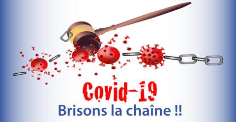Briser la chaîne de contamination de la COVID-19 sur le Pays de Lunel