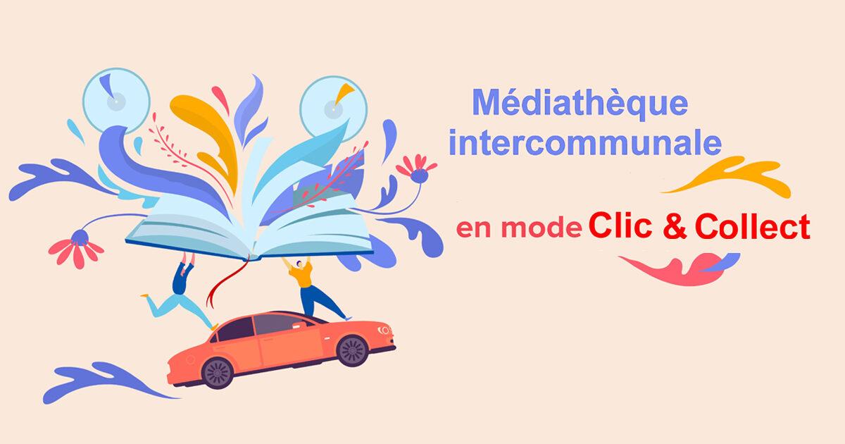 La médiathèque du Pays de Lunel passe en mode Clic and collect dès le 6 avril 2021