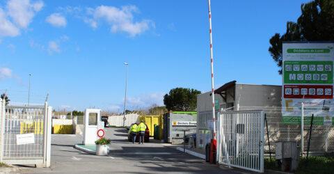 Les déchèteries du Pays de Lunel restent ouverte durant la période de confinement du 3 avril au 2 mai