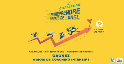 Le 4e Challenge Entreprendre en Pays de Lunel