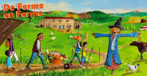 Samedi 26 et dimanche 27 juin les fermes engagées dans une démarche d'agriculture durable, sur le Pays de Lunel, vous ouvrent leurs portes