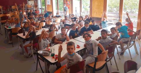 Séjour 2021 aux Angles pour les enfants du Pays de Lunel