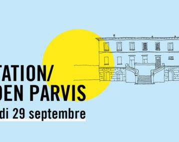 Venez à la Garden parvis le 29/09 après-midi pour la réoverture de l'ancienne gare de Lunel