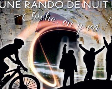 Le 6 novembre, Lunel Bike propose une randonnée nocturne VTT ou à pieds, des carrières LRM à Ambrussum sur le Pays de Lunel.