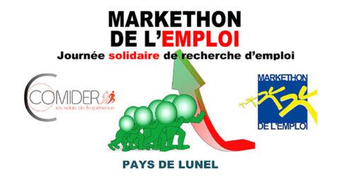 Markethon de l'emploi du Pays de Lunel 2021