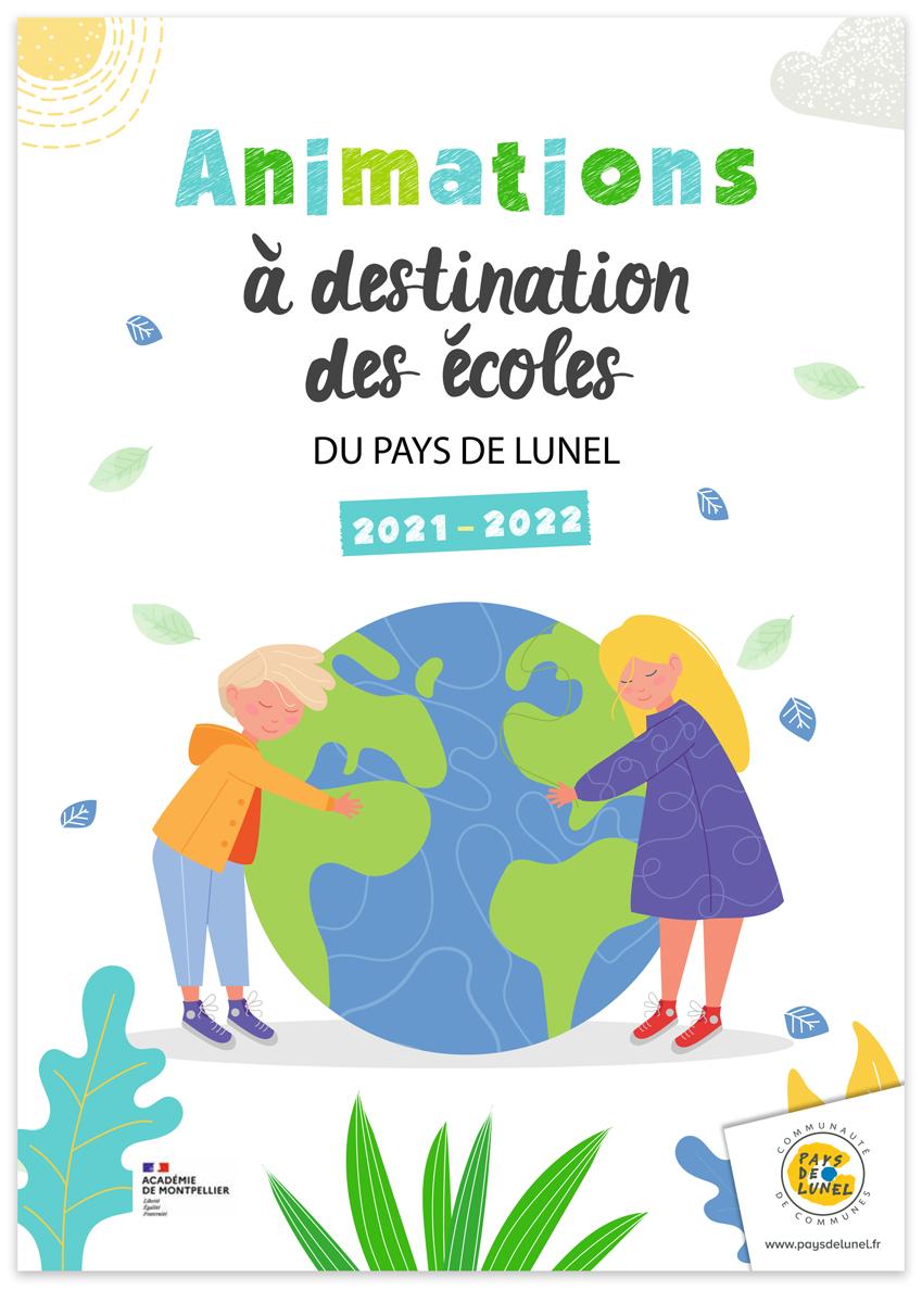 Guide pédagogique des animations animations environnementales à destinations des écoles 2021/22