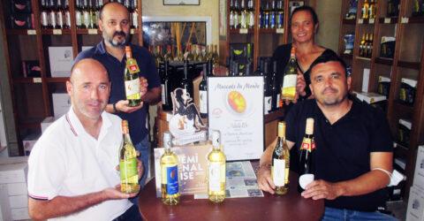 Les vignrons du Muscat de Lunel primés lors de la 21e édition du concours international Muscats du Monde